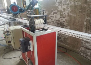 Factory wholesale Pvc Door Profile Machine -