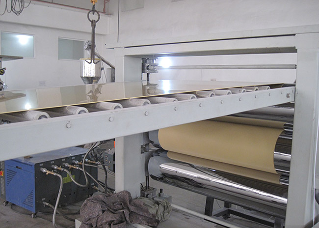 Factory wholesale PVC Coil Door Mat Extrusion Line - PVC Board Making Machine u2013 XINRUI : coil door - Pezcame.Com