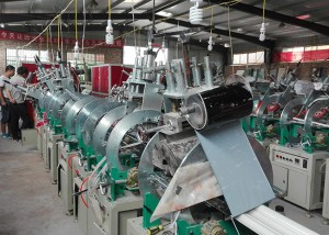 China Factory for Wpc Wall Panel Extrusion Machine -